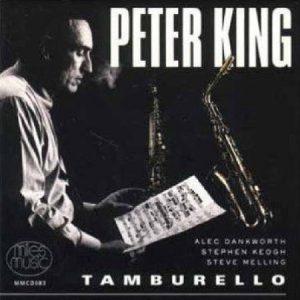 Tamburello album cover