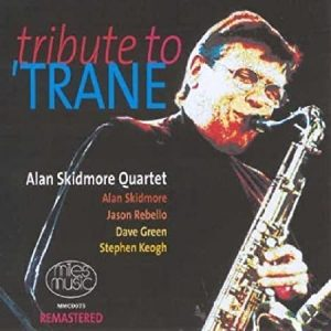 Tribute to Trane album cover